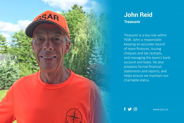Treasurer John Reid highlight