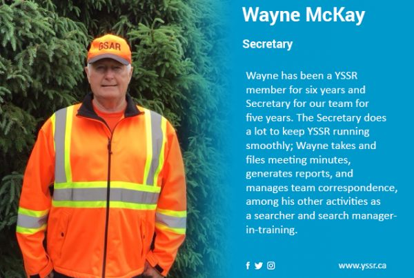 Secretary Wayne McKay highlight