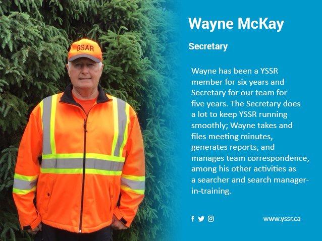 Secretary Wayne McKay highlight